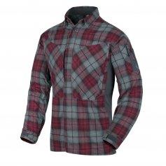 Košile MBDU ruby plaid, Helikon-Tex