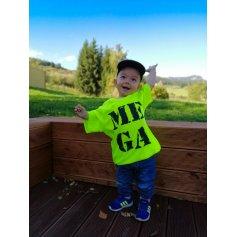Dětské tričko MEGA neonové, Liptáci (6-14r)
