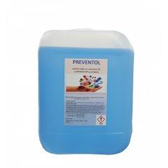 Antibakteriální hydratační mýdlo 10l Preventa