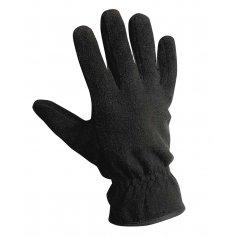 Zateplené rukavice MYNAH, černé