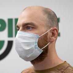 Hygienické ochranné rouška, jednorázové