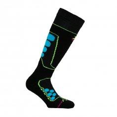 Funkční ponožky Raptor, -15 / + 5 ° C, černo-modré, XTECH