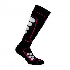 Funkční ponožky Raptor, -15 / + 5 ° C, fuchsiová, XTECH