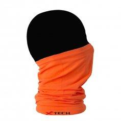 Funkční šátek (Bufka) X-Tube, -15 / + 15 ° C, oranžová, XTECH