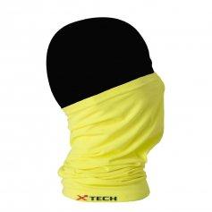Funkční šátek (Bufka) X-Tube, -15 / + 15 ° C, žlutá, XTECH