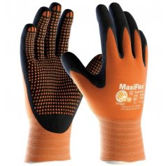 Rukavice MAXIFLEX ENDURANCE 42-848, Oranžové