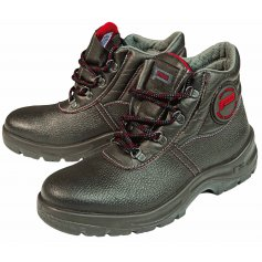Kotníková obuv STRONG MITO S1 SRC s ocelovou špicí