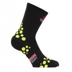 Funkční kompresní ponožky XT152, + 5 / + 40 ° C, černé, XTECH