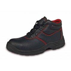 Kotníková obuv SC-03-001 ankle S1P s ocelovou špicí