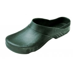 Pantofle BIRB, zelené