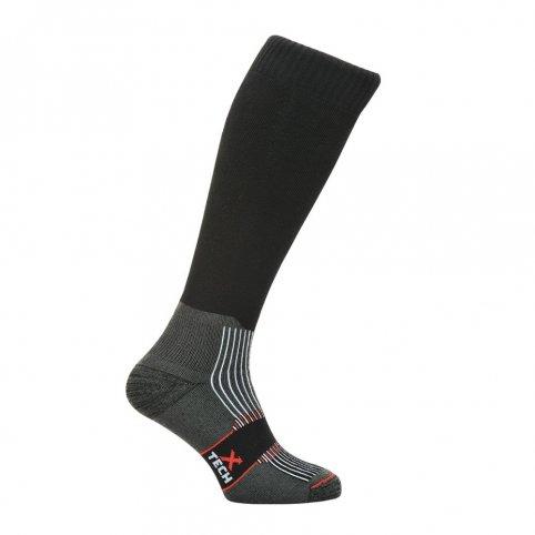 Funkční ponožky calze WARRIOR XT13, černé, XTECH