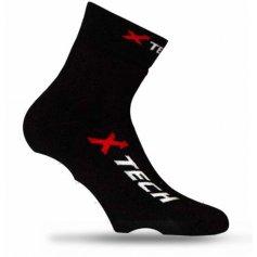 Funkční ponožky calze COPRISCARPA XT67, černé, XTECH