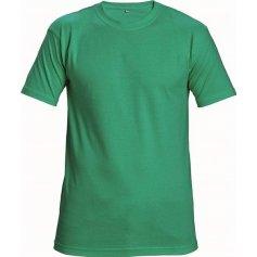 Tričko Teesta s krátkým rukávem, zelené