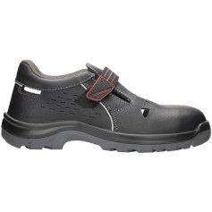 Sandály s ocelovou špicí a planžetou Arsan S1P