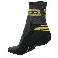 Ponožky Wasa, černé