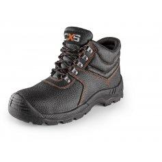 Kotníková obuv s ocelovou špicí MARBLE S3