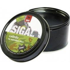 Leštidlo na obuv Sigal, černé, 250 g