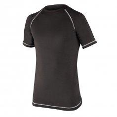 Pánské funkční triko TRIP, krátký rukáv, černé