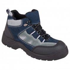 Kotníková obuv FOREST H O1, modro-šedá
