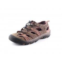 Sandály SAHARA, hnědé
