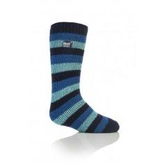 HEAT HOLDERS dětské termo ponožky, tmavě modré