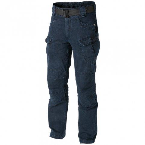 Nohavice UTP Jeans denim (rifľové), Helikon-Tex