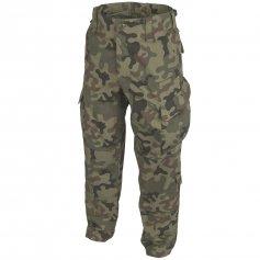 Maskáčové kalhoty CPU PL woodland, Helikon-Tex