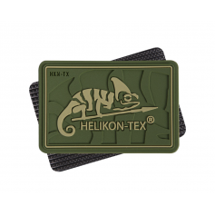 Nášivka logo Helikon-Tex olivová