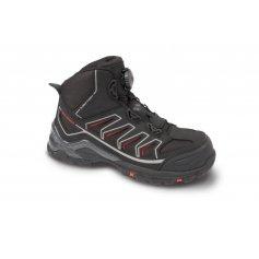 Kotníková obuv s plastovou špicí OMAHA BOA S1P