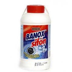 Banox SIFON 500g, granulky na čištění odpadu