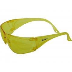 Ochranné brýle CXS LYNX, žlutý zorník