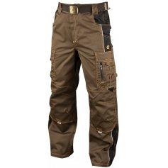 Montérkové kalhoty VISION, tarmac