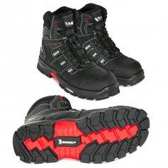 Poloholeňová obuv s kompozitní špicí VM Portland 7190-S3