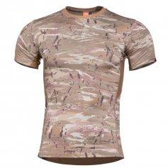 Funkční tričko Apollo TAC-FRESH Camo, Pentagon - výprodeje