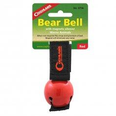 Zvonek na medvěda, červený