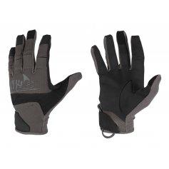 Taktické rukavice Range Hard Blck / Sh.Gr, Helikon-tex
