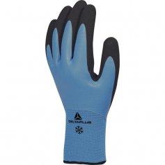 Zateplené povrstvené pracovní rukavice THRYM