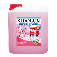 Čistič Sidolux Universal, květ Japonské višně, 5l